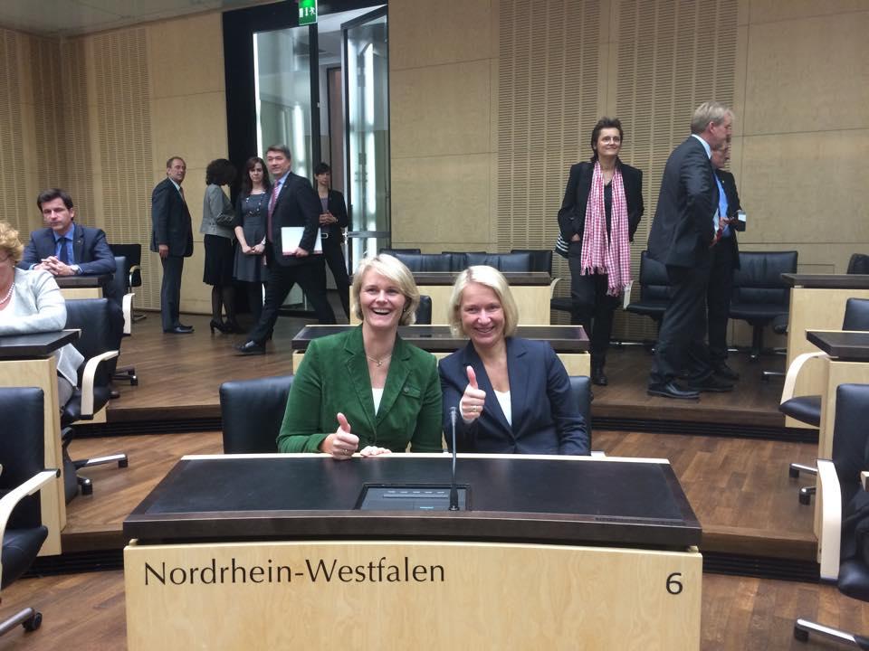 Besuch im Bundesrat